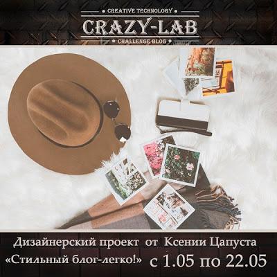 """СП """"Стильный блог - легко!"""" от Crazy-lab"""