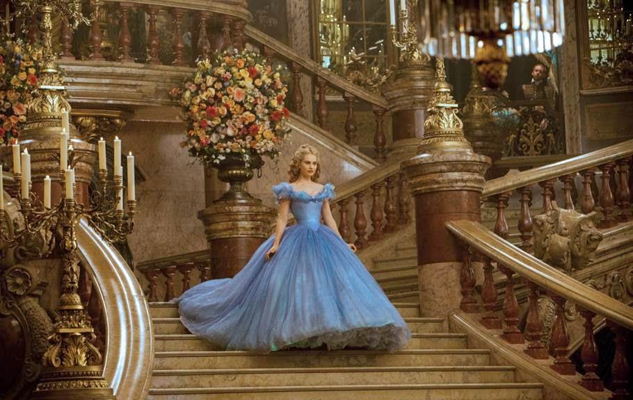 Cinderella%2Bmovie The Cinderella Movie Was More Than Magical