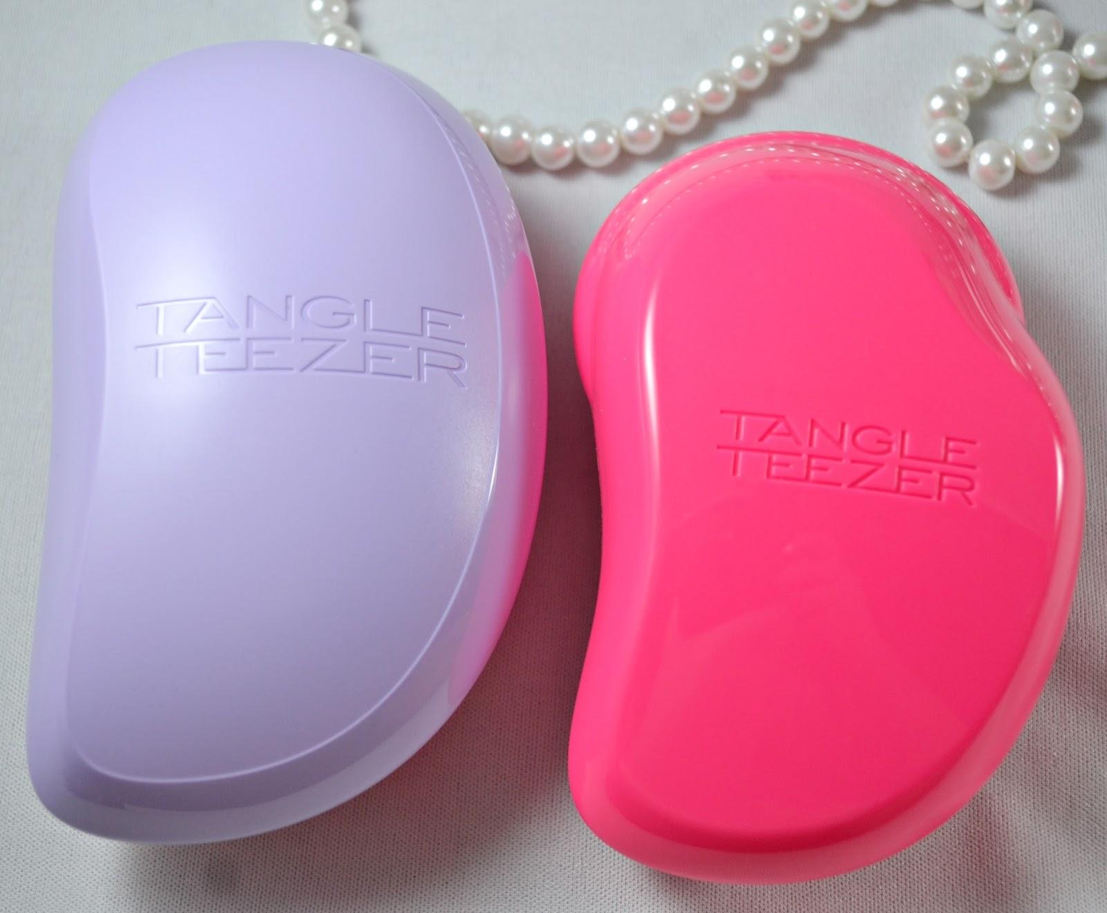 Tangle teezer original vs salon elite all about beauty 101 - Salon original ...