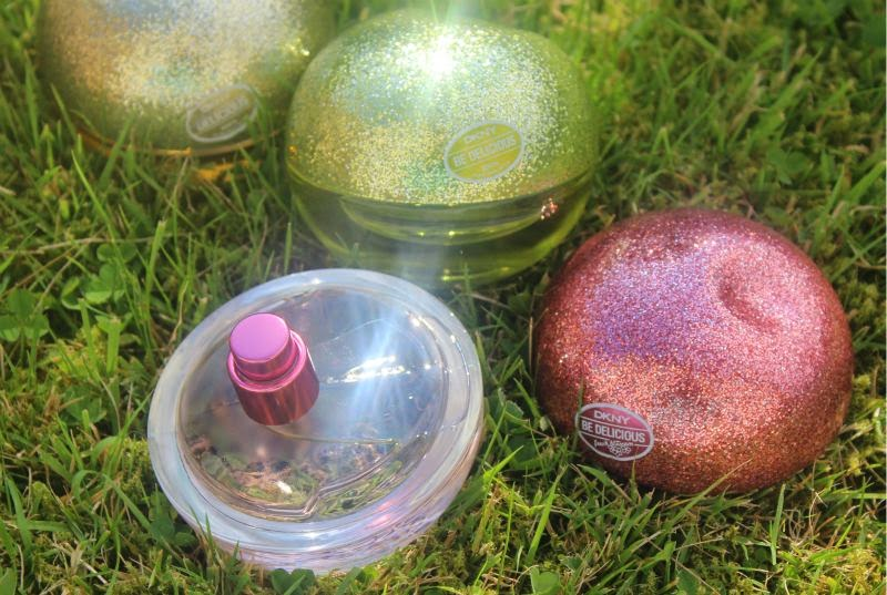 DKNY Be Delicious Sparkling Apple Limited Edition Collection