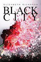 book cover of Black City by Elizabeth Richards