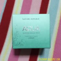 Nature Republic Super Aqua Max Combination Watery Cream box