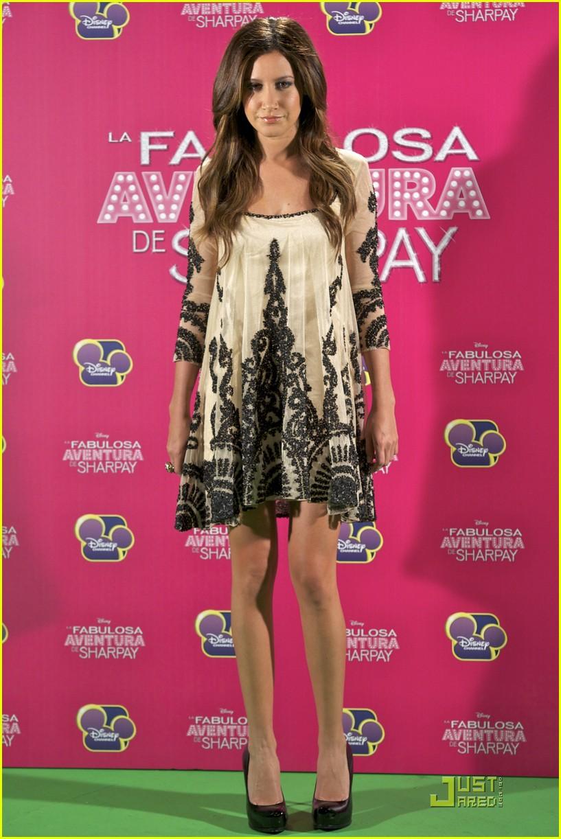 disney-ANT FARM Escuela de Talentos: Ashley Tisdale promocionando ...