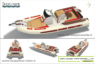 teck, boat, design, high speed, ferrai, sea, roma, san cesareo, italy