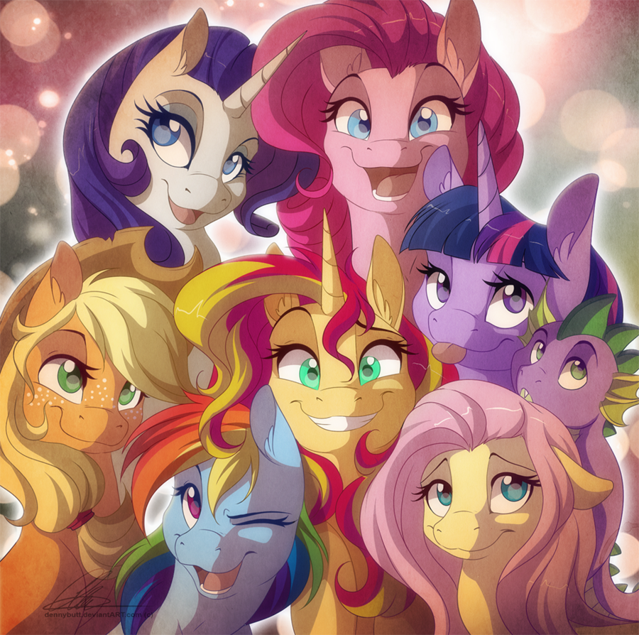 For Glorious Equestria Penometraowy Film My Little Pony