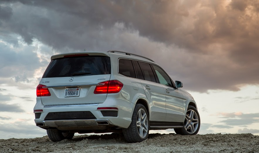 New Automotif Mercedes Car Type Suv Gl And Ml And