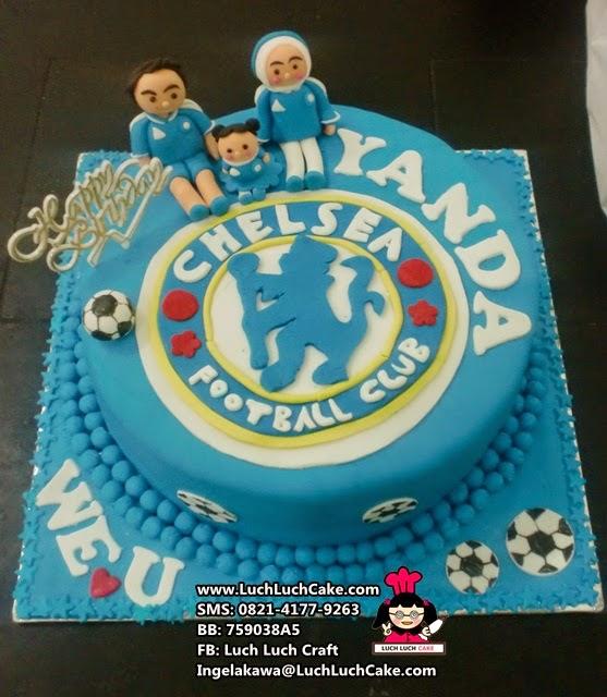 Kue Tart Chelsea Daerah Surabaya Sidoarjo