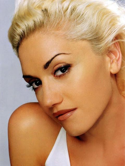 Gwen Stefani have a beautiful face