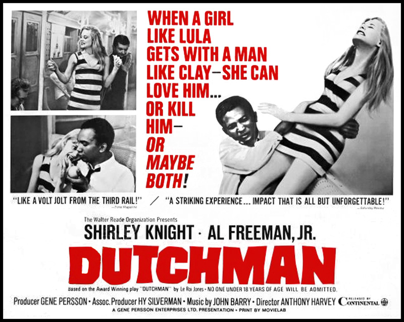 a review of dutchman a play by amiri baraka Buy a cheap copy of dutchman and the slave: two plays book by amiri baraka centered squarely on the negro-white conflict, both dutchman and the slave are literally shocking plays--in ideas, in language, in honest anger.