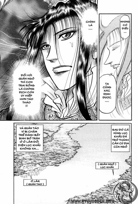 Chú bé rồng-Ryuuroden chap 37 Trang 48 - Mangak.info