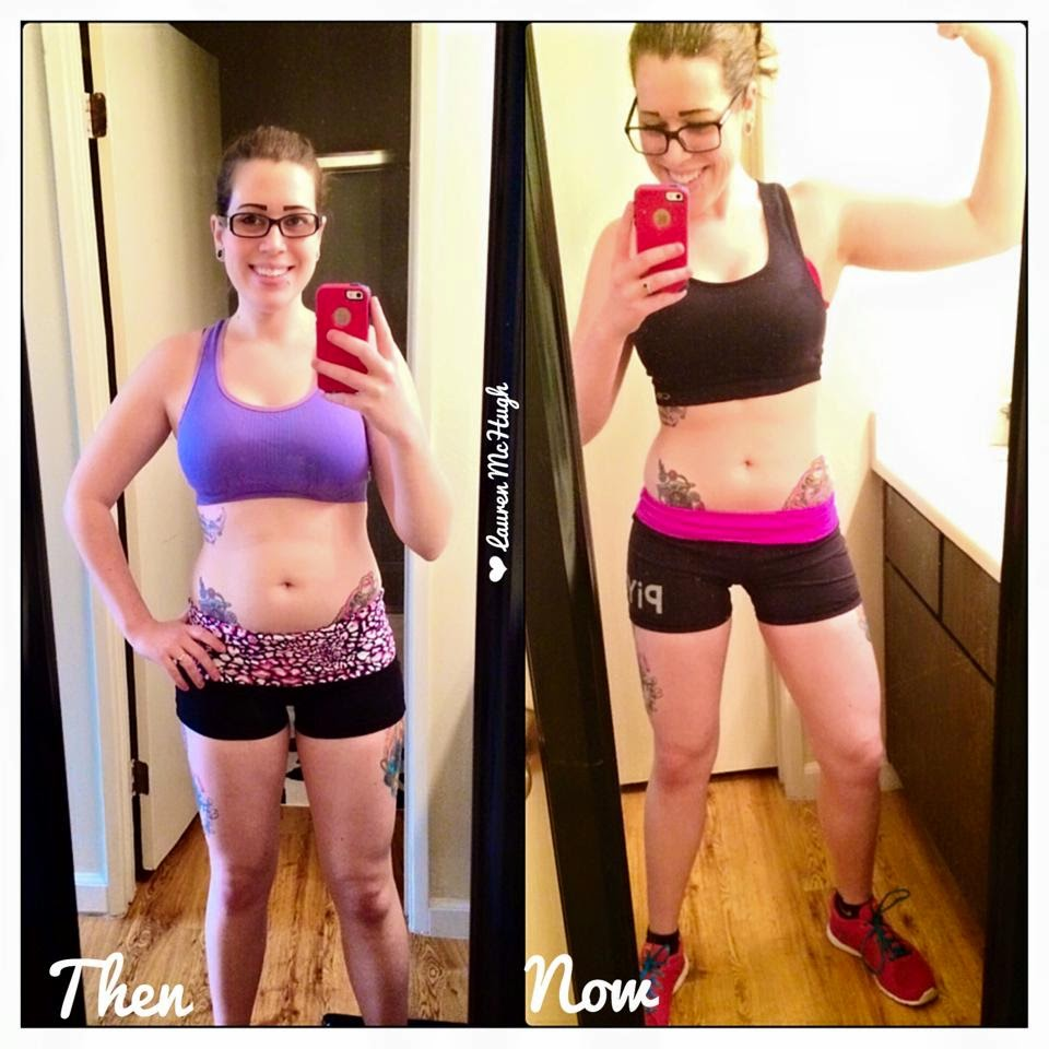 21 Day Fix Extreme Transformation