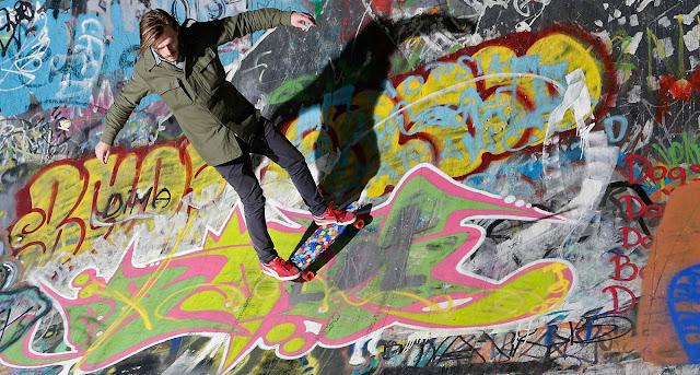 WASTEBOARDS - Skatedecks aus recycelten Getränkeverschlüssen. Nachhaltig auf die Straße