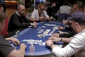 Epic Poker, Season 1, Tournament Series 1, Main Event, Day 1
