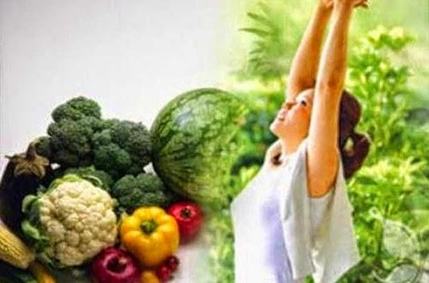 Vegetarian Kurangi Resiko Penyakit Jantung