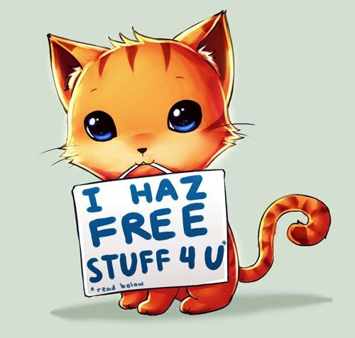 Want Free Stuff?