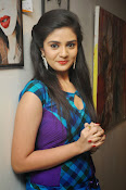Sri Mukhi latest Photos at Muse Arts Gallery-thumbnail-2