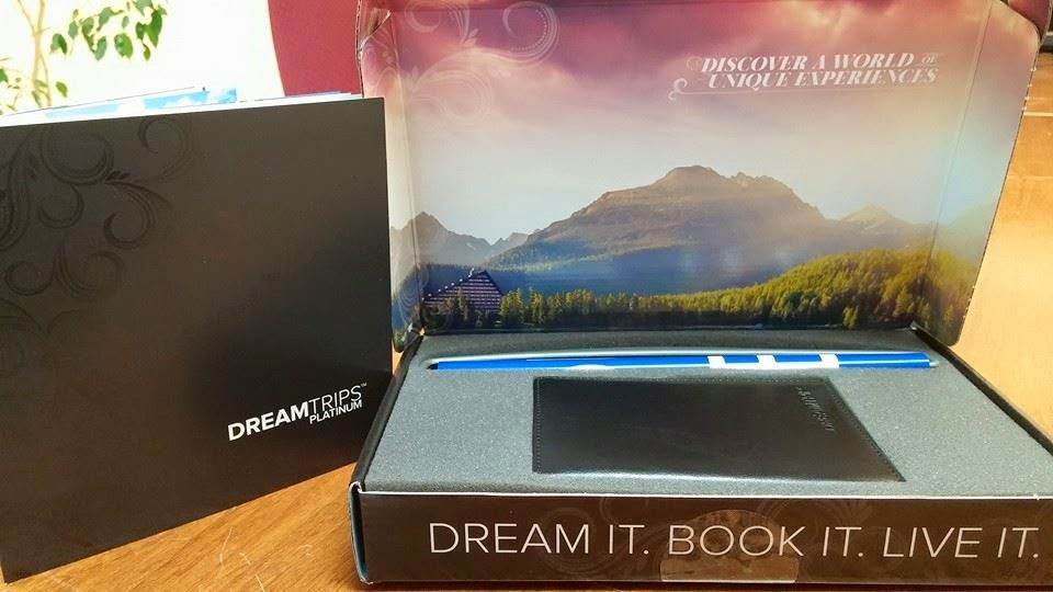 DreamTrips Platinum Welcome Package