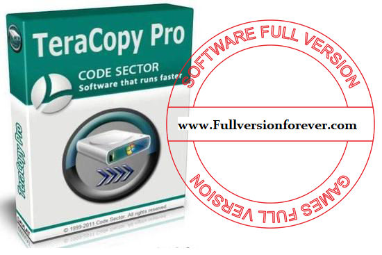 TeraCopy Pro 3.21 Crack Serial Key Full Version Download