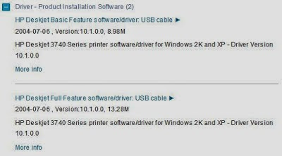 the printer driver download