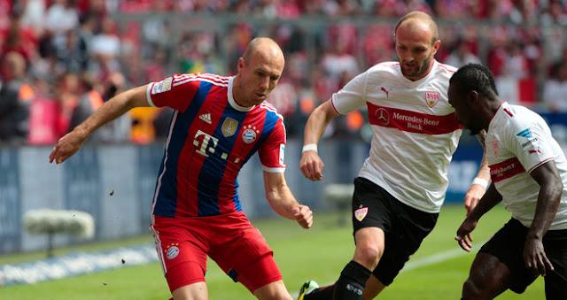 Bayern Munchen vs Stuttgart