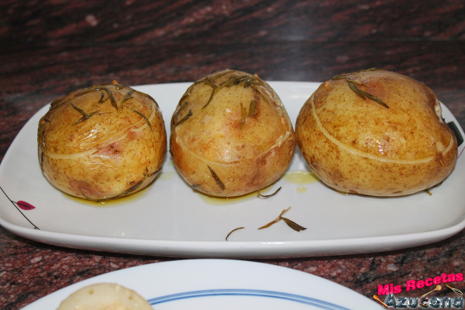 Patatas rellenas...