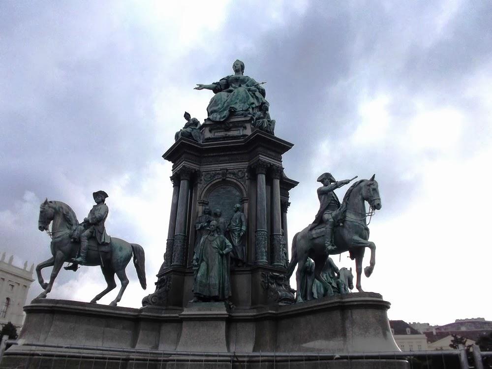 Достопримечательности Вены фото