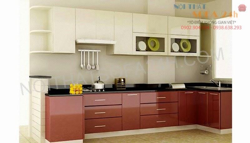 Tủ bếp TB046