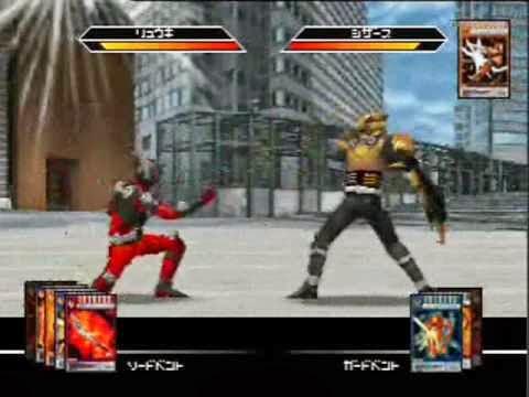 game online kamen rider ryuki PS1 tanpa emulator