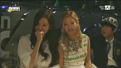 seohyun hyoyeon mama 2013