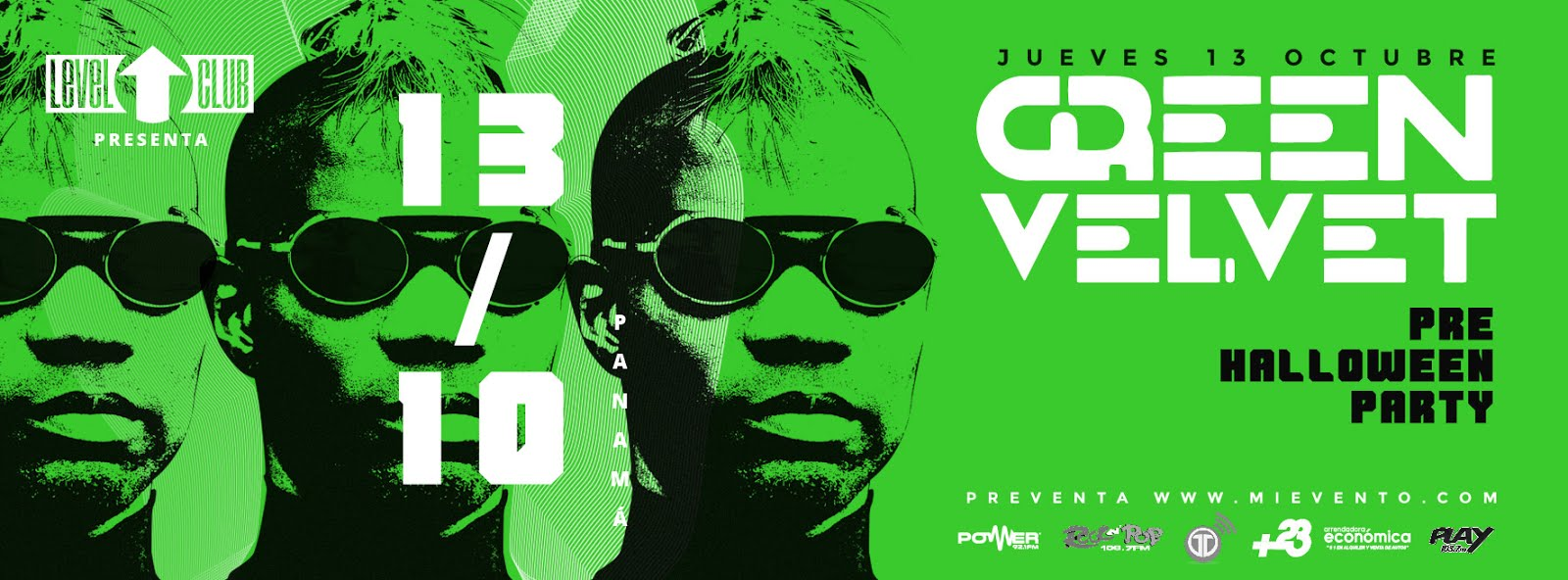 Green Velvet - Level Club
