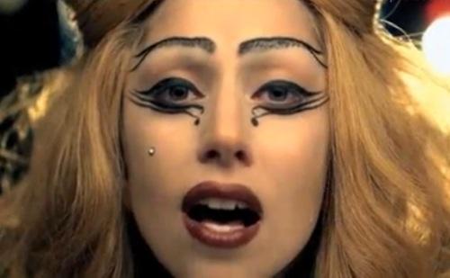 Lady gaga prepara nuevo disco para 2012