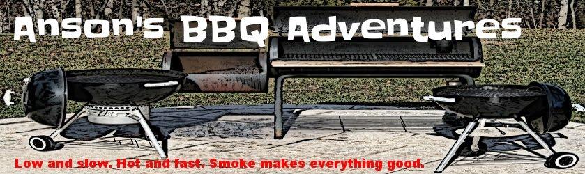 Anson's BBQ Adventures