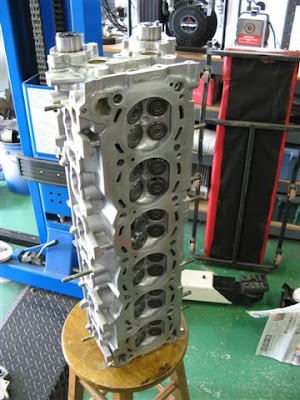 Nissan RB26DETT Engine Head