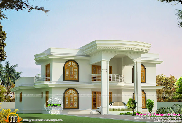 Kerala House Plans Set Part 2 - Home Design And