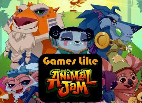 Games Like Animal Jam