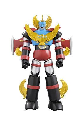 Evolution Toy Dynamite Action Atlanger Diecast Figure