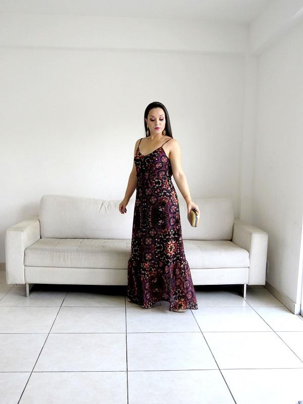 vestidos elegantes e sensuais