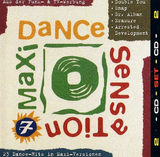 Maxi Dance Sensation vol.7 (1992)