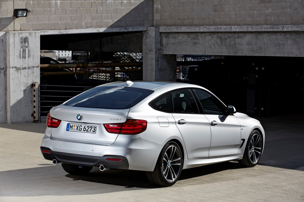 automotive infatuation the 2014 bmw 3 series gran turismo an economy car redesigned. Black Bedroom Furniture Sets. Home Design Ideas