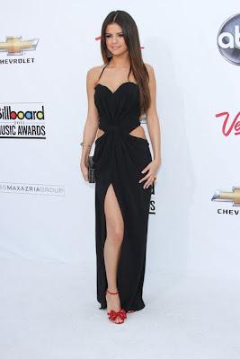 Selena Gomez in Black Dress