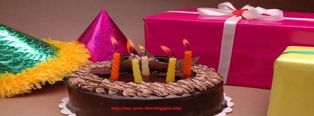 Message Joyeux Anniversaire - message anniversaire pour elle