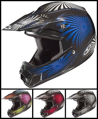 Whirl CL-XY Kids HJC Motocross Helmet