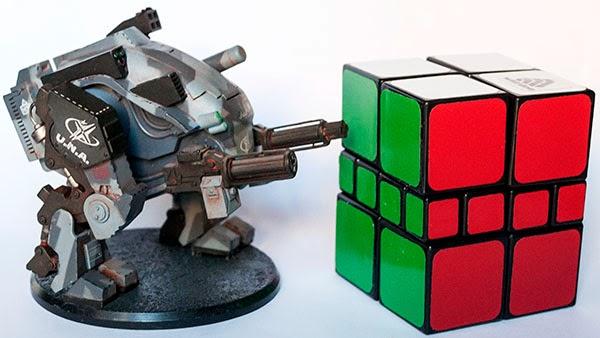 2x2x3 Camouflage II