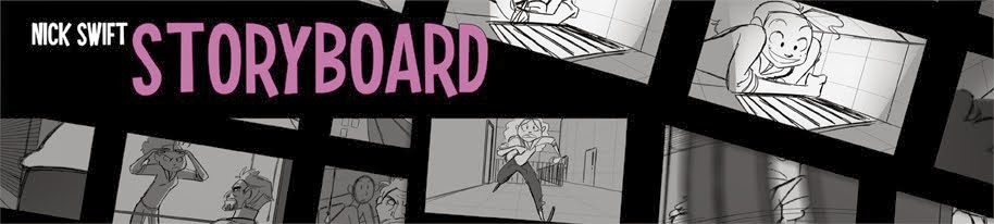 Nick Swift - Storyboard Portfolio
