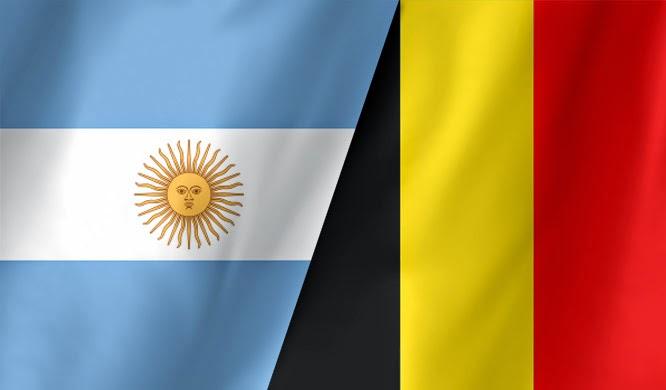Live Stream Argentinien - Belgien