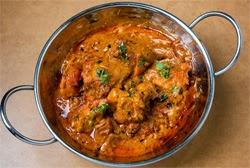 Butter chicken (Tamil)