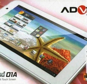 Harga Tablet Advan Vandroid terbaru tahun 2015 Semua Tipe