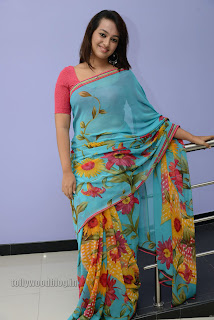 Esther Noronha Pictures in saree 006.jpg