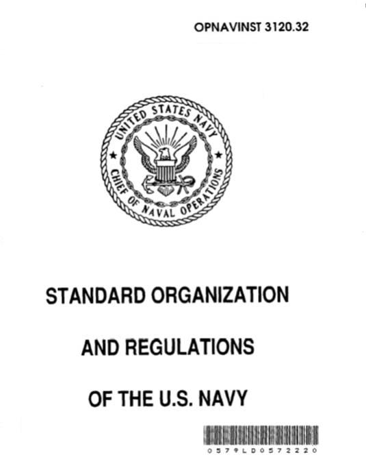 required reading by naval officers