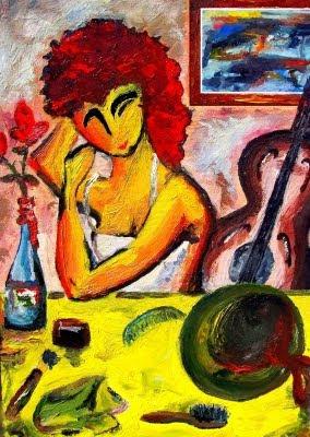 La noia del cabell vermell (Toni Arencón i Arias)
